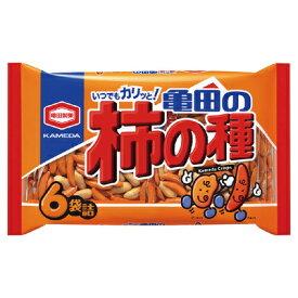 亀田 亀田の柿の種6袋詰 200g まとめ買い(×12)