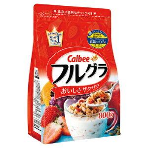 カルビー (calbee) フルグラ 800g まとめ買い(×6)