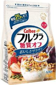 カルビー (calbee) フルグラ 糖質オフ 600g まとめ買い(×6)|4901330742874(tc)
