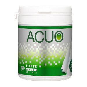 ロッテ ACUOグリーンミントファミリーボトル 140g まとめ買い(×6)