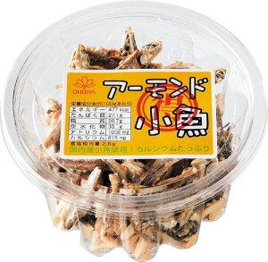 扇屋 アーモンド小魚 お徳用 140g まとめ買い(×6)