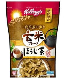 ケロッグ 玄米フレーク ほうじ茶 180g まとめ買い(X6)(tc)