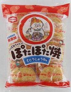 亀田 ぽたぽた焼 20枚入 まとめ買い(×12)