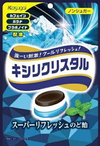 春日井 キシリクリスタルスーパーリフレッシュのど飴 67g まとめ買い(×6)