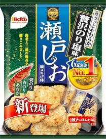 栗山米菓 瀬戸の汐揚贅沢のり塩味 83g まとめ買い(×12)|4901336523569(tc)(049840)