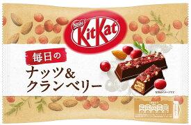 ネスレ日本 キットカット毎日のナッツ&クランベリー 109gまとめ買い(×12)|4902201174367