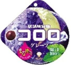 味覚糖  コロロ グレープ 48g まとめ買い(×6)