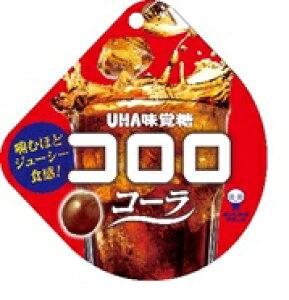味覚糖 コロロ コーラ 40g まとめ買い(×6)|4902750706361(tc)(049840)