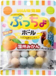味覚糖 ぷっちょボール カラフルアソート 55g まとめ買い(×6)