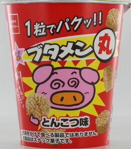 おやつC ブタメン丸とんこつ味 59g まとめ買い(×12)