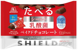 森永 シールド乳酸菌ベイクドチョコレートTTP 105g まとめ買い(×12)