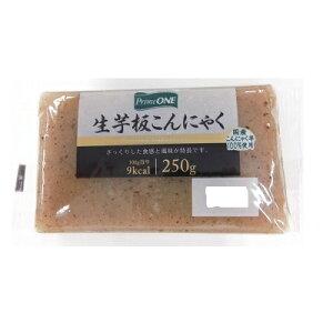 Prime ONE 生芋板こんにゃく(G) 250g まとめ買い(×24)