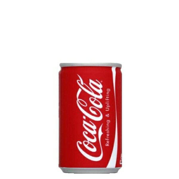 【エントリーでポイント5倍 〜11/22 9:59まで】コカ・コーラ 160ml缶 ケース 30本入り(送料無料) 4902102023887(ds11758-G)
