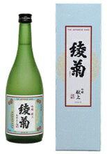 綾菊酒造株式会社 綾菊吟醸献上 720ml|62688:食品(直)