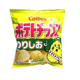 カルビー ポテトチップスのりしお 60g まとめ買い(×12)