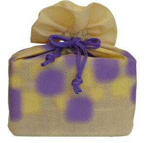 送料無料 【マルヤス】トコゼリー巾着袋 6個入り ほのか(紫)|41188|
