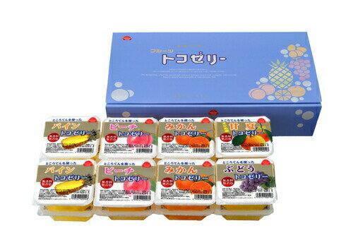 【マルヤス】トコゼリーギフト 16個入り|41478 :食品(直)