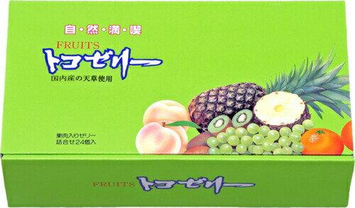 【マルヤス】トコゼリーギフト 24個入り|41228 :食品(直)