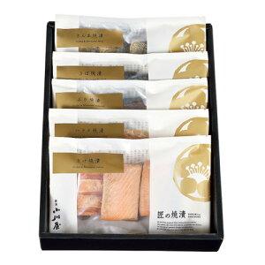(送料込み) 新潟小川屋 匠の焼漬 TY410 お取り寄せ 新潟の味 魚介ギフト(期日指定できません) 魚 魚介類 海産物 さけ ハラス ぶり さば さんま 焼漬 焼き漬け 惣菜 食べ物 食品 セット 詰め合わ