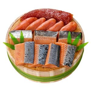 (送料込み) 新潟小川屋 三色漬 OS100 お取り寄せ 新潟の味 魚介ギフト(期日指定できません) 魚 魚介類 海産物 鮭 さけ タラコ 明太子 いくら イクラ 筋子 粕漬け 食べ物 食品