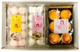 (産地直送)(お歳暮)(送料込み)チャイデリカ マーマ ルイの長崎焼小籠包2種 杏仁エッグタルト詰合せ