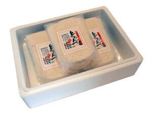 冷凍自然薯 とろろん一番3袋セット ((有)ユニオン)(冷凍)(stk-213-11978)| とろろ 山芋 いも やまいも 自然薯 じねんじょ 200g×3 冷凍 食べ物 食品
