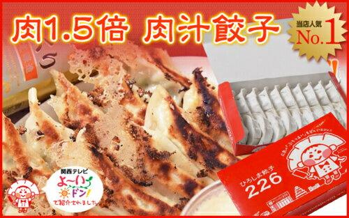 【エントリーでポイント5倍! 〜9/26 01:59まで】(株)井辻食産 肉汁餃子 20個 90158:惣菜・食材