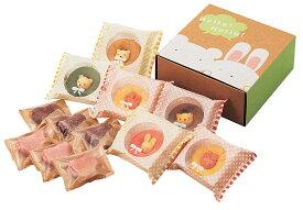 アニマルドーナツ&焼菓子セット A (株)アデリー