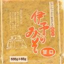 ギノー味噌 伊予のみそ麦みそ660g(甘口)1ケース(12個入) |4971989007631-12:調味料