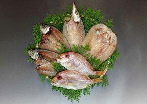 地魚の一夜干しセット (華) レンコ鯛入り 林商店