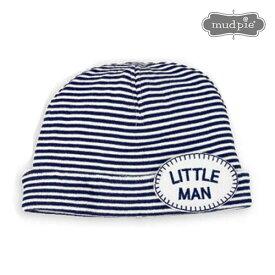 Mudpie マッドパイ LITTLE MAN HAT リトルマンハット/帽子 【あす楽対応】【出産祝い】【贈り物】