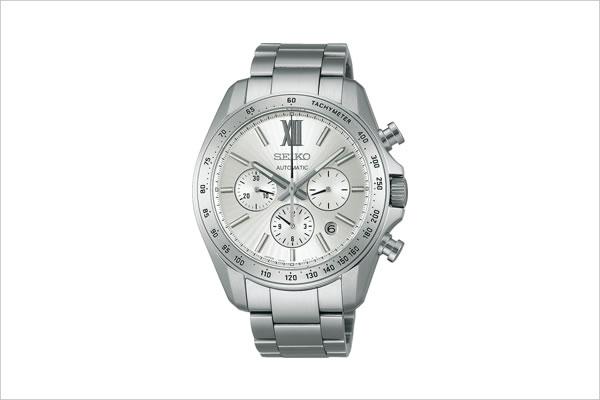 SEIKO セイコー ブライツ BRIGHTZ メカニカル 自動巻き 手巻きつき 腕時計 SDGZ001 メンズ クロノグラフ【楽ギフ_包装】【02P11Apr15】