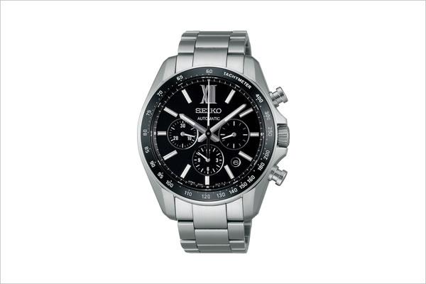 SEIKO セイコー ブライツ BRIGHTZ メカニカル 自動巻き 手巻きつき 腕時計 SDGZ003 メンズ クロノグラフ MENS【楽ギフ_包装】【02P11Apr15】