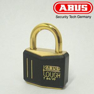 ABUS 真鍮 南京錠 T84MB 30サイズ キー3本付【アバス T84MB/30】