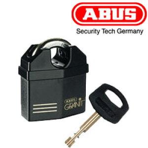 [最上位グレード] ABUS 南京錠 Granit 37RK 60サイズ 高性能Plusシリンダー キー2本付【アバス グラニット 37RK/60】【防犯対策 盗難対策】【送料無料】