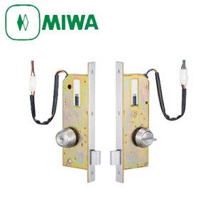 MIWA AL3M-1 本締り 電気錠 キー3本付【美和ロック MIWA AL3M】【外:シリンダー / 内:サムターン】【送料無料】