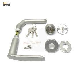 [標準セット] トステム レバーハンドル錠 GOAL TTX 従来キー3本付 DT30mm【TOSTEM LIXIL ベルエア2】