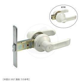 ALPHA 浴室 レバーハンドル R-48 BS100mm【アルファ】【対応錠前:MIWA 100BM, GOAL GF など】【R48】