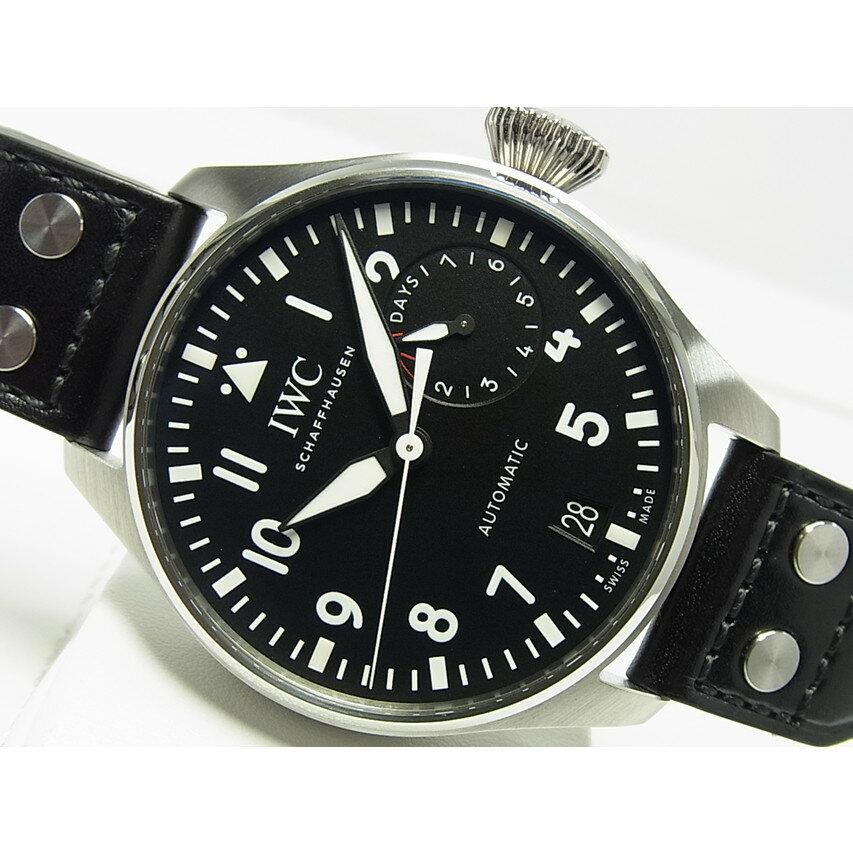 【中古】IWC IW500912 ビッグ・パイロット・ウォッチ 国内正規品