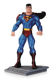 DC Collectibles スーパーマン Superman: The マン of スチール: スーパーマン Superman by Ed McGuinness Statue (海外取寄せ品)