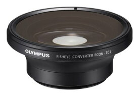 Olympus Fisheye タフ レンズ パック (lens and adapter) for TG-1, TG-2, and TG-3 Cameras (Black with レッド Adapter) (海外取寄せ品)