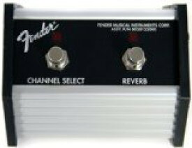 Fender 2-ボタン Channel/Reverb Footswitch (海外取寄せ品)