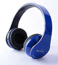 New Beyution@513 Royalblue カラー-- Hi-Fi スマート ステレオ Wireless ブルートゥース Headphone---for Apple iPhone 6/5s/5/5c/4s/4/3/2 ; オール IPad ;iTouch; Mac; IPOD; サムスン GALAXY S5/S4/S3; Note 2/3 Nook; ビジュアル Land; Acer 「汎用品」(海外取寄せ品)