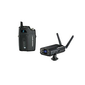 Audio-Technica System 10 ATW-1701 Portable Camera Mount Wireless System 「汎用品」(海外取寄せ品)