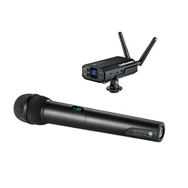 Audio-Technica System 10 ATW-1702 Portable Camera-Mount Wireless Microphone System 「汎用品」(海外取寄せ品)
