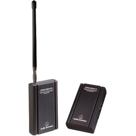 Audio-Technica プロ 88W-R35 Wireless Lavalier System with ATR3350mW Omnidirectional Microphone 「汎用品」(海外取寄せ品)