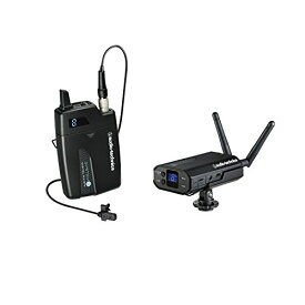 Audio-Technica System 10 ATW-1701/L Portable Camera Mount Wireless Lavalier System 「汎用品」(海外取寄せ品)