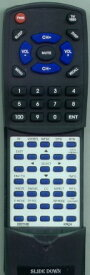 HITACHI リプレイスメント Remote Control for 37HDL52A, 32HDL52A, 37HDL52, E052731080, 32HDL52 「汎用品」(海外取寄せ品)