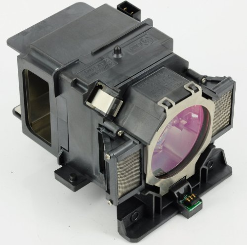 Mogobe ELPLP72 Compatible Projector ランプ with ハウジング for V13H010L72 EPSON PowerLite プロ Z8150NL Z8250NL Z8255NL Z8350WNL Z8450WUNL Z8455WUNL; EPSON EB-Z8150 Z8350W Z8350/W/U Z8355W Z8355/W/U Z8450/W/U Z8450WU Z8455/W/U Z8 『汎用品』(海外取寄せ品)