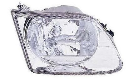 01 02 03 Ford F150 (Lightning model only) Passenger Headlamp Headlight NEW 3L3Z13008EA FO2503182 (海外取寄せ品)